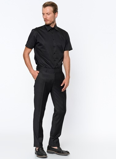 Beymen Business Kumaş Pantolon Siyah